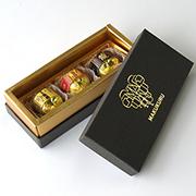 MAKUKURU古酒泡盛BONBONショコラ(3個入)