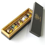 MAKUKURU古酒泡盛BONBONショコラ(5個入)