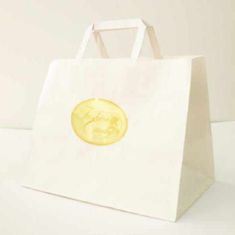 手提げ紙袋(泡盛BONBON・20個用)高さ222�o×横280�o×横幅175�o
