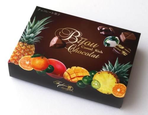 Bijou Chocolat ビジュショコラ (6個入)