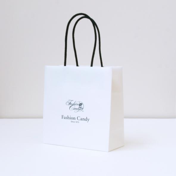 手提げ紙袋(泡盛BONBON2個・3個)高さ180�o×横170�o×横幅80�o